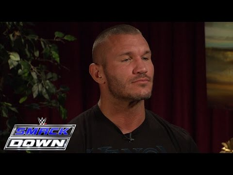 Randy Orton returns to SmackDown with an exclusive interview: SmackDown, March 12, 2015