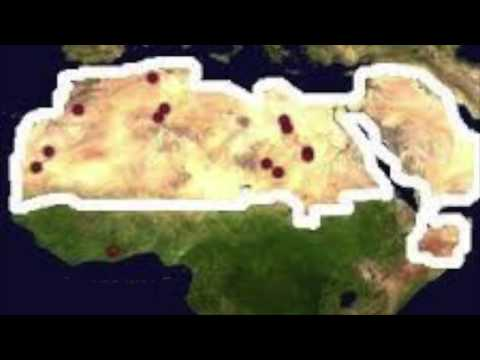 Sub Saharan Africa's Geographic Luck