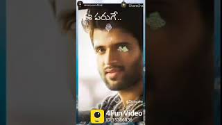 Perige vegame thagile meghame song in Taxivala movie