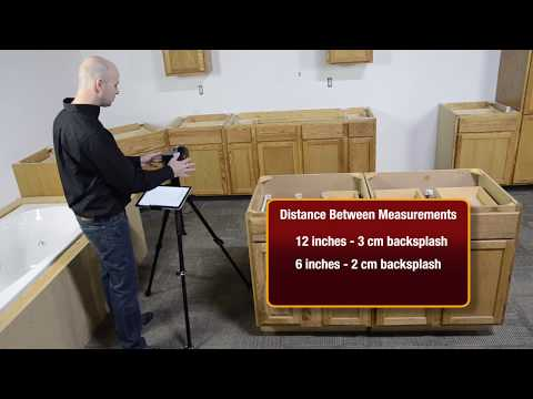 Measuring Walls & Corners
