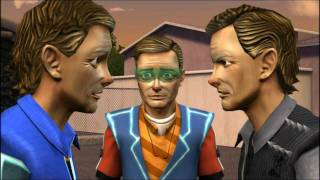 Back To The Future The Game Episode 5 Outatime Last Scene HD