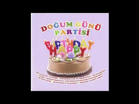 Doğum Günü Şarkıları - Elimizi Çırpalım / The Chicken Dance  ( Split - track )