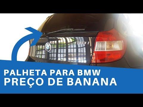 Palheta de BMW quase de graça?