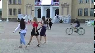 Краевая киноакция «Кино на площади «О той войне… О той весне»