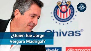 Jorge Vergara. ¿Quién era el empresario dueño de las Chivas y Grupo Omnilife?
