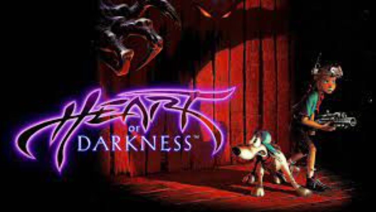 Heart Of Darkness на PS1, Поиграем? СОБИРАЮ НА КАМЕРУ, ОСТАЛОСЬ НЕМНОГО!