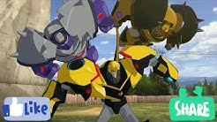 Transformer robot and disguise season 2 episode 7 | monster planet