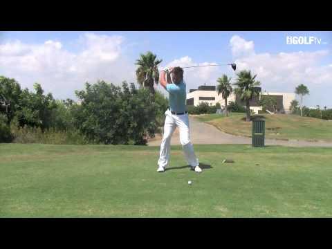 Golf Tips tv: Drive the ball low into the wind
