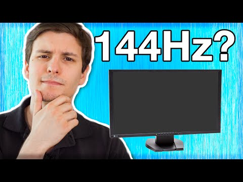 144Hz Gaming Monitors: Are They Worth It?