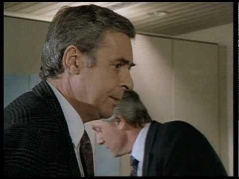 Bodo Wolf mit Ezard Haußmann in Abenteuer Airport 1990