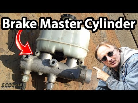 how-to-replace-a-brake-master-cylinder-in-your-car-(bleed-brakes)