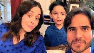 Zuria Vega y Daniel Arenas regresan a