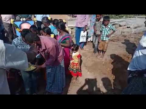 Irala mandal matta palle  ambedkar stachive land rituals(2)