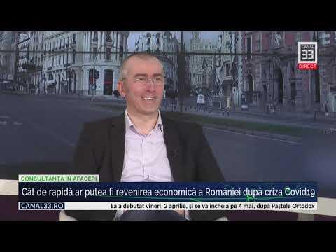 Cât de rapidă ar putea fi revenirea economică a României după criza Covid19
