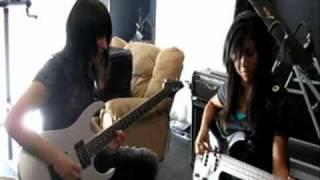 Girls Playing Guitar Original Song