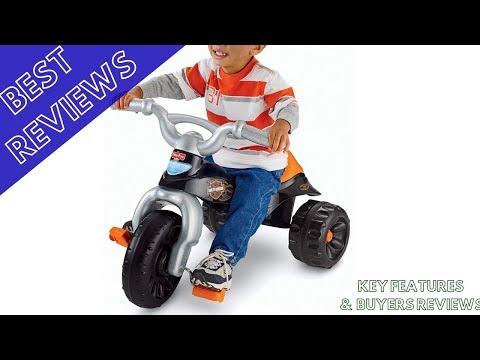 Best Selling Fisher Price Harley Davidson Tough Trike Bike Reviews