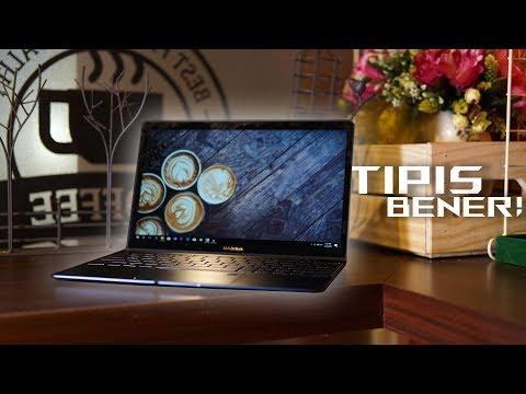 Ultrabook Paling Ringan?! ASUS ZenBook 3 UX390 - #ReviewBray
