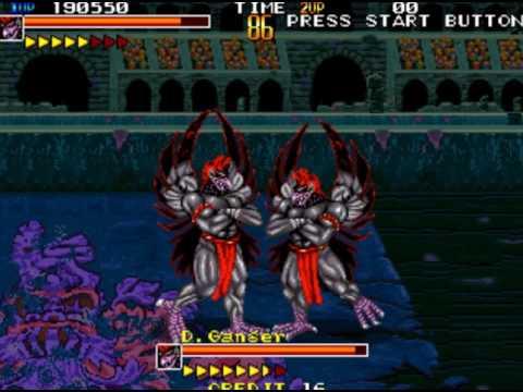 #558 Mutant Fighter Boss Hack 24: Pazuzu playthrough