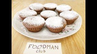 Шоколадные кексы на сметане и молоке: рецепт от Foodman.club