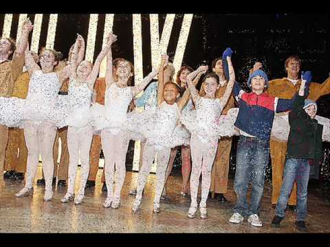 Merry Christmas Maggie Thatcher Billy Elliot the Musical on Broaday (audio)