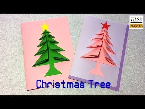 DIY Arbre de Nadal de Paper | de l'Arbre de Nadal Ornaments| Arbre de Nadal de Decoració
