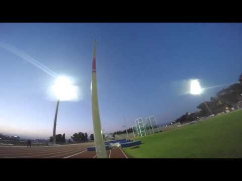 FIRST PERSON POLEVAULT | 8 steps