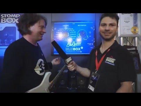 BluGuitar BluBox Speaker Emulator Pedal Demo with Thomas Blug