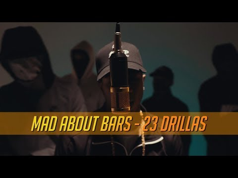 23 Drillas (Smuggzy'Ace x S.White) - Mad About Bars w/ Kenny Allstar [S3.E31] | @MixtapeMadness