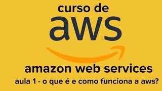 O QUE É AWS - COMO FUNCIONA E COMO USAR A AMAZON WEB SERVICES E A COMPUTAÇÃO EM NUVEM
