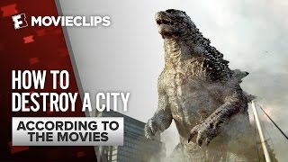 How To Destroy A City According To The Movies (2016) HD