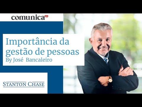 José Bancaleiro - A importância da Gestão de Pessoas | ComunicaRH