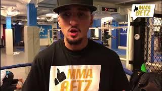 UFC 216: Hamza Bougamzas bettingtips