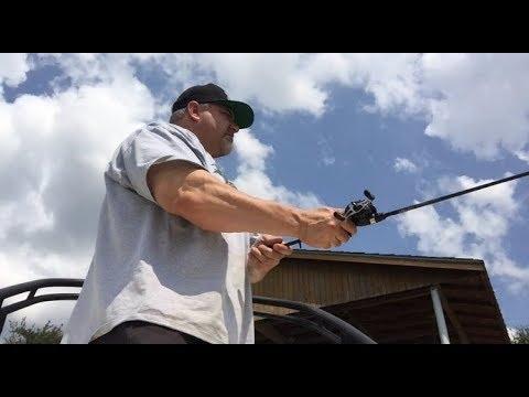 Fishing On A Ski Boat | BigJsExtremeFitness