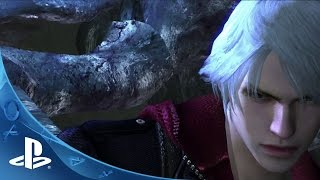 Devil May Cry 4 Special Edition -- Launch Trailer | PS4