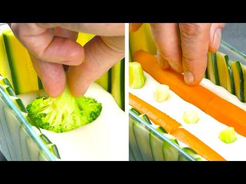 plongez-5-brocolis-à-l'envers-dans-le-moule-et-attendez-une-nuit.-léger-et-délicieux-!