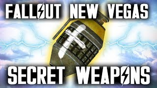 5 Hidden Unique Weapons in Fallout New Vegas