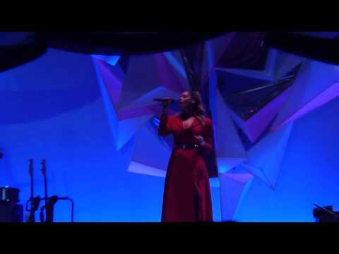 Leona Lewis 'Come alive'' Live Nottingham Royal Concert Hall 30.04.13 HD