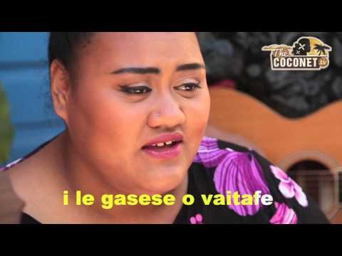 POLY SONGBOOK: Sa Ou Moe - Nyssa Collins