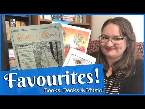 ✨ Chatty Favourites - Best Books, Tarot & Oracle Decks, Music (and More!) Of March! ✨