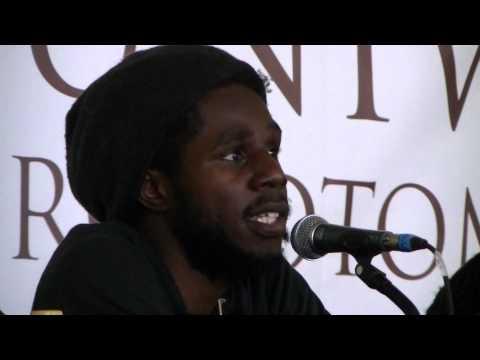 Jamaica is a music school- Chronixx - Rototom Sunsplash - Reggae University