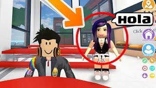 ★ THIS PLAYER LOVE ME IN ROBLOX★ DO YOU KNOW HER?