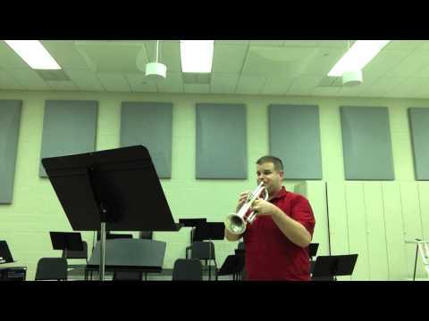 Antares by Vandercook (Trumpet Stars Set 1)