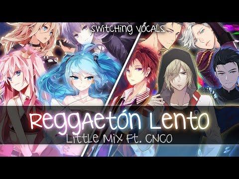 ❖ Nightcore ❖ ⟿ Reggaetón Lento...
