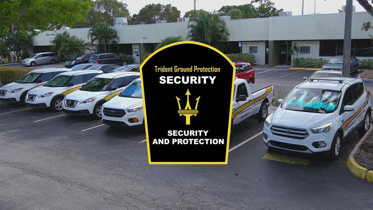 South Florida Security Company - Trident Ground Protection - South Florida Security Company