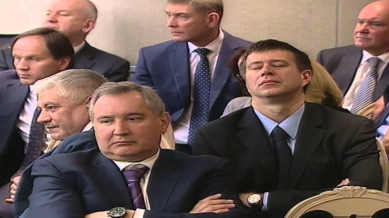 Выступление Владимира Жириновского после отчета Премьер-министра о работе Правительства России