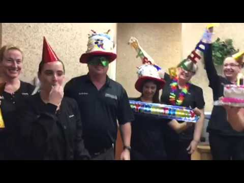 Dr's Erdman/Soule Orange city FL Dentist Birthday Video