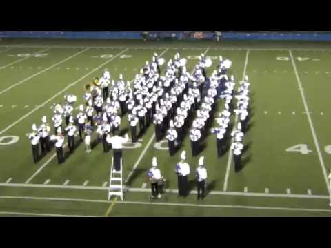 Bexley High School Marching Band - Ladies of Rock Halftime Show