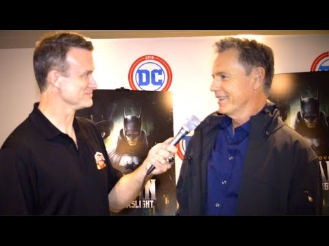 Bruce Greenwood Red Carpet   Batman: Gotham by Gaslight Premiere