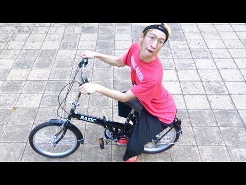 【ジョンレノ】はじめての自転車