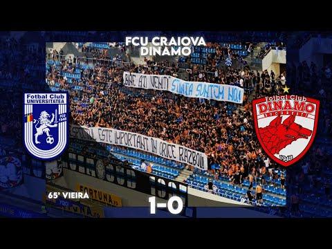 CS U Craiova Dinamo Bucharest Goals And Highlights